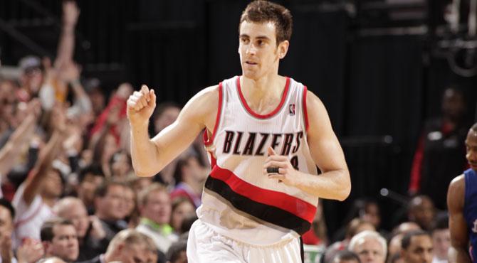 Victor Claver en la NBA - Portland Trail Blazers