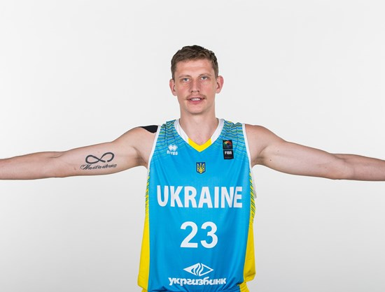 Artem Pustovyi ucrania