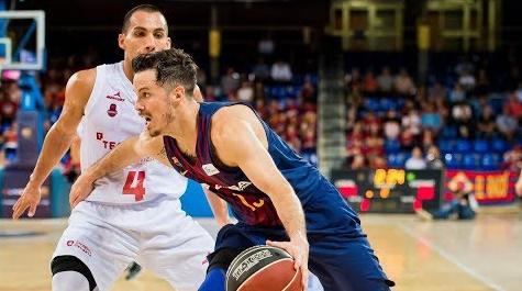 Previa 4a jornada Liga Endesa FCB Basket- Tecnyconta Zaragoza