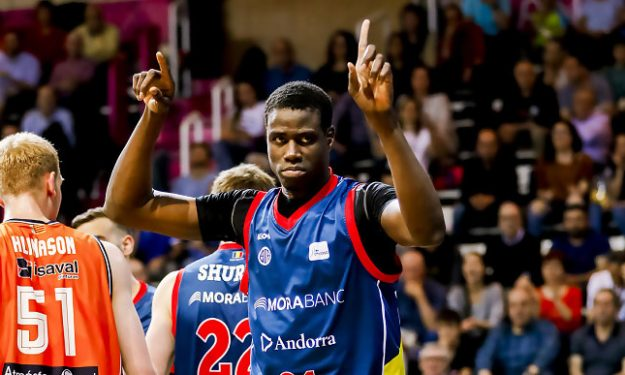 Previa 3a jornada Liga Endesa FCB Basket - Morabanc Andorra.