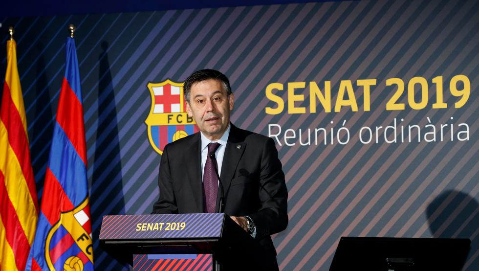 Josep Bartomeu - Presidente del FC Barcelona