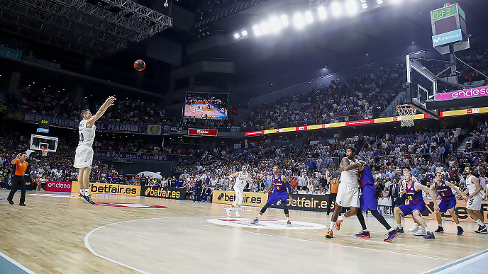 Final 2 Real Madrid - Barcelona Lassa