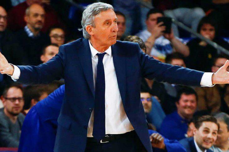 svetislav pesic fc barcelona baloncesto