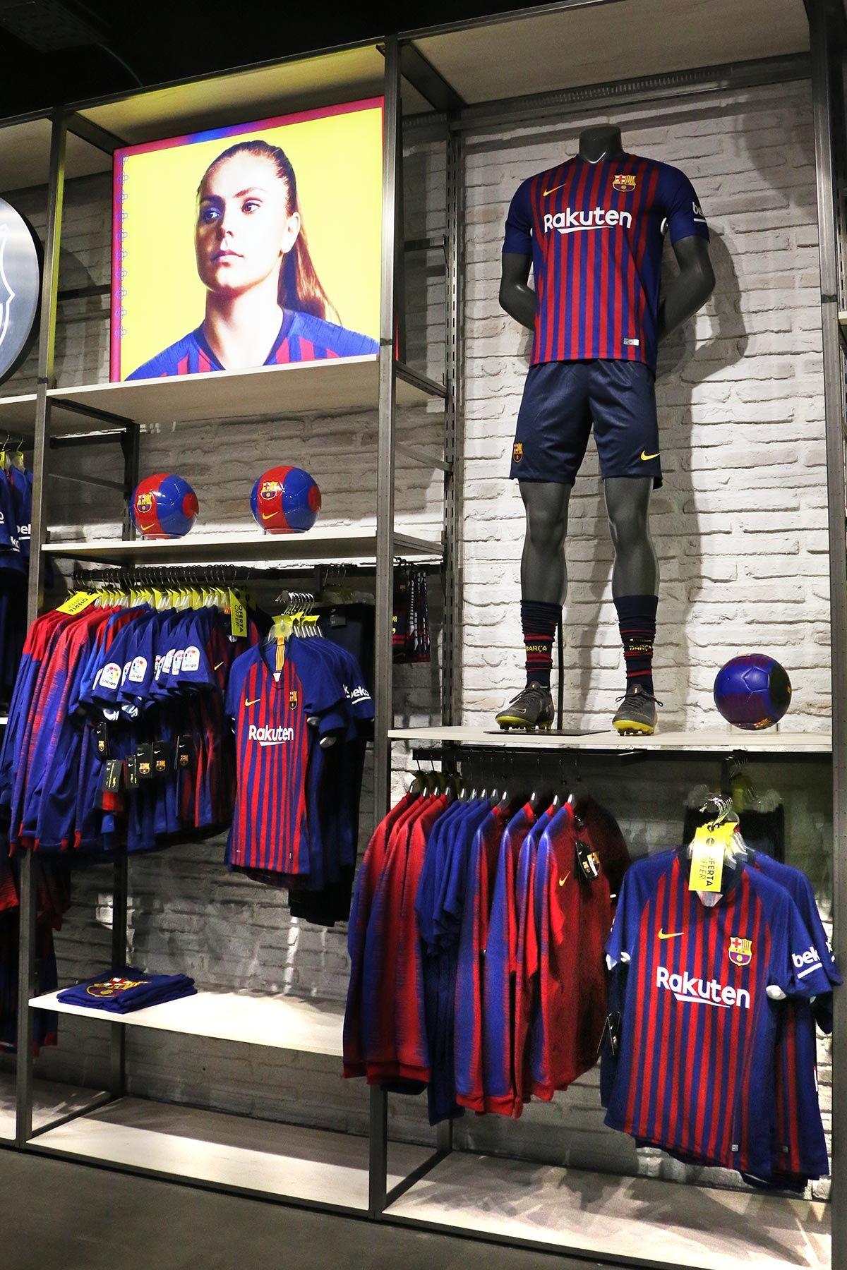FCB Merchandising: m�s que un club?