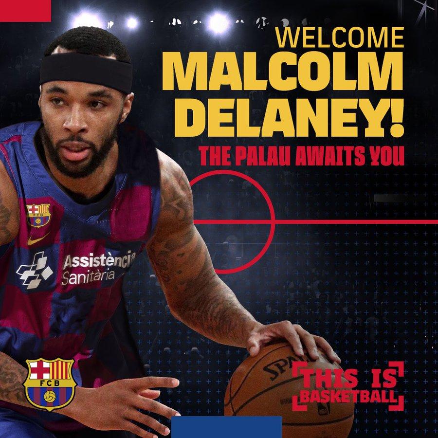 Malcolm Delaney, nuevo Playmaker para Pesic