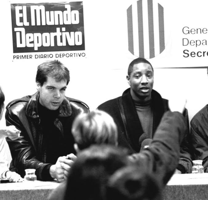 Ferran Martinez: Fu� jugador producto de la cantera del FC Barcelona
